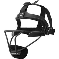 Evoshield Fastpitch Defender's Mask Black