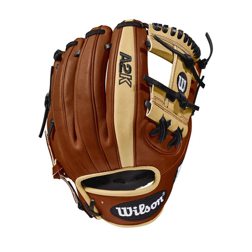 Wilson 2018 A2K 1786 Infield Baseball Glove Right Hand Throw 11.5 inch