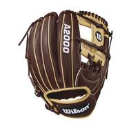 Wilson 2018 A2000 1787 Infield Baseball Glove Right Hand Throw 11.75