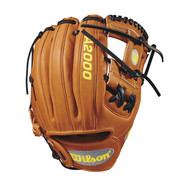 Wilson 2018 A2000 Dp15 Infield Baseball Glove Right Hand Throw 11.5