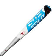 Louisville Slugger WTLBBS618B333 Solo 618 -3 BBCOR Baseball Bat 33 inch 30 oz