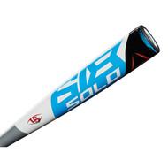Louisville Slugger WTLSLS618X1030 Solo 618 -10 Senior League 30 inch 20 oz Baseball Bat 2 3/4