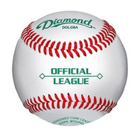 Diamond Bucket with 5 dozen DOL-DBA Baseballs