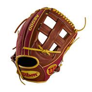 Wilson 2018 A2000 DP15 GM Infield Baseball Glove Right Hand Throw 11.75
