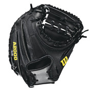 Wilson 2018 A2000 M2 SS Catchers Mitt Right Hand Throw 33.5