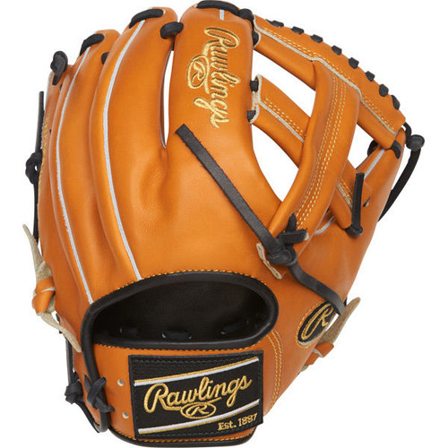 Rawlings Heart of Hide PRO204-2OT Baseball Glove 11.5 Right Hand Throw