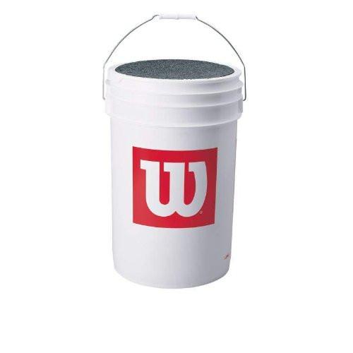Wilson Bucket of Blem Baseballs 3 Dozen A1010S