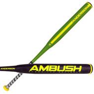 Anderson Bat Company Ambush ASA Slow Pitch Softball Bat  34 inch 27 oz