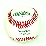 Diamond DOL-1 Leather Baseballs Blem 1 Doz
