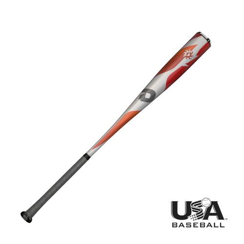 DeMarini 2018 Voodoo One -10 2 5/8 Balanced USA Baseball Bat 31 inch 21 oz