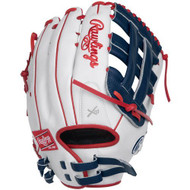 Rawlings Liberty Advanced RLA130-6WNS Softball Glove 13 Right Hand Throw