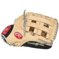 Rawlings Heart of the Hide 12.75 in Outfield Finger-Shift Glove Right Hand Throw