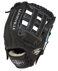 Louisville Slugger 11.75-Inch FG Xeno Softball Infielders Gloves Black Right Hand Throw