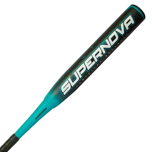 Anderson Supernova -10 Fast pitch Softball Bat 34 Inch 24 oz