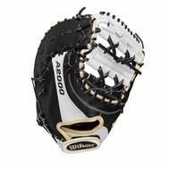 Wilson A2000 Softball First Base Mitt 12 Right Hand Throw A20RF19FP1BSS