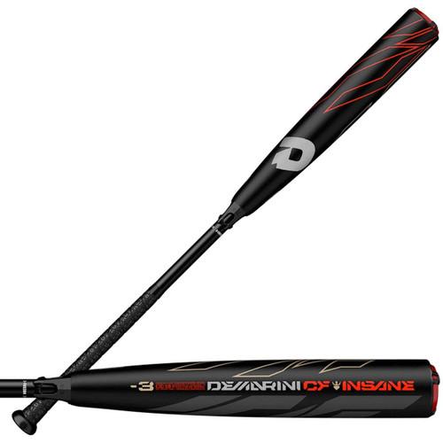 DeMarini 2019 CF Insane -3  BBCOR Baseball Bat 32 inch 29 oz