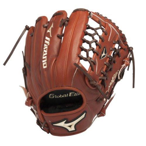 Mizuno GGE70J1 Global Elite Jinama 12.75 Baseball Glove (Left Handed Throw)
