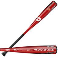 DeMarini Voodoo One 2019 Youth USSSA Baseball Bat -10oz WTDXVOZ-19 31 inch 21 oz