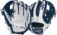 Rawlings Liberty Advanced RLA315SB-2WN Fastpitch Softball Glove 11.75 Right Hand Throw