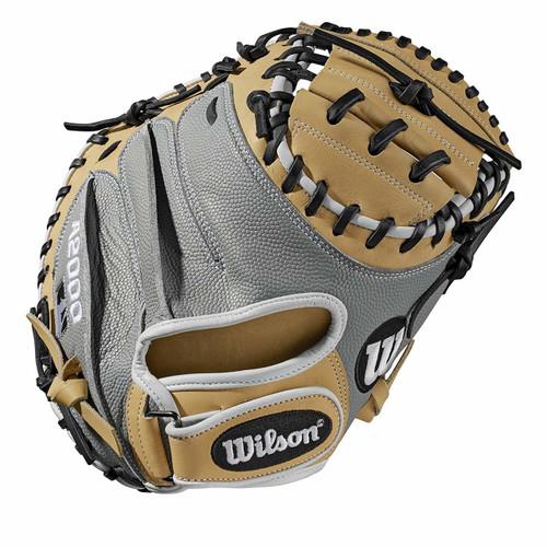 Wilson A2000 Pedroia Fit Baseball Catchers Mitt 33 Right Hand Throw