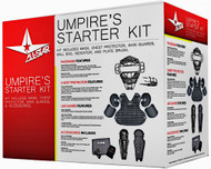 AllStar CKUMP Adult One Size Umpire Starter Kit (Black)