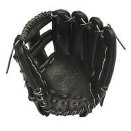Mizuno GGE60VBK Global Elite VOP Baseball Fielder's Mitt (Black 11.50 Inch) (Right Handed Throw)