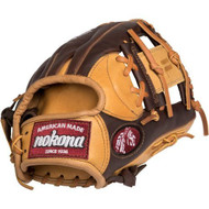 Nokona Alpha Baseball Glove 11.25 inch I Web (Right Hand Throw)