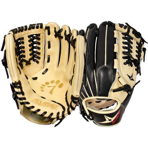 """All-Star System Seven FGS7-PI Baseball Glove 11.75"""" (Left Handed Throw)"""