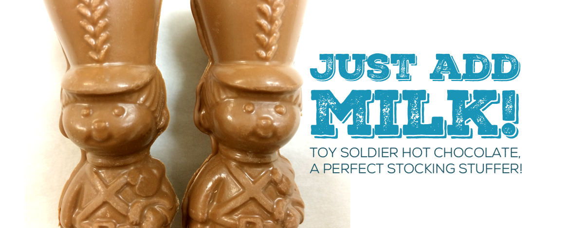 Shop for Toy Soldier Hot Chocolate