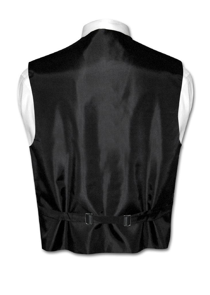 covona boys dress vest bow tie solid navy blue bowtie set