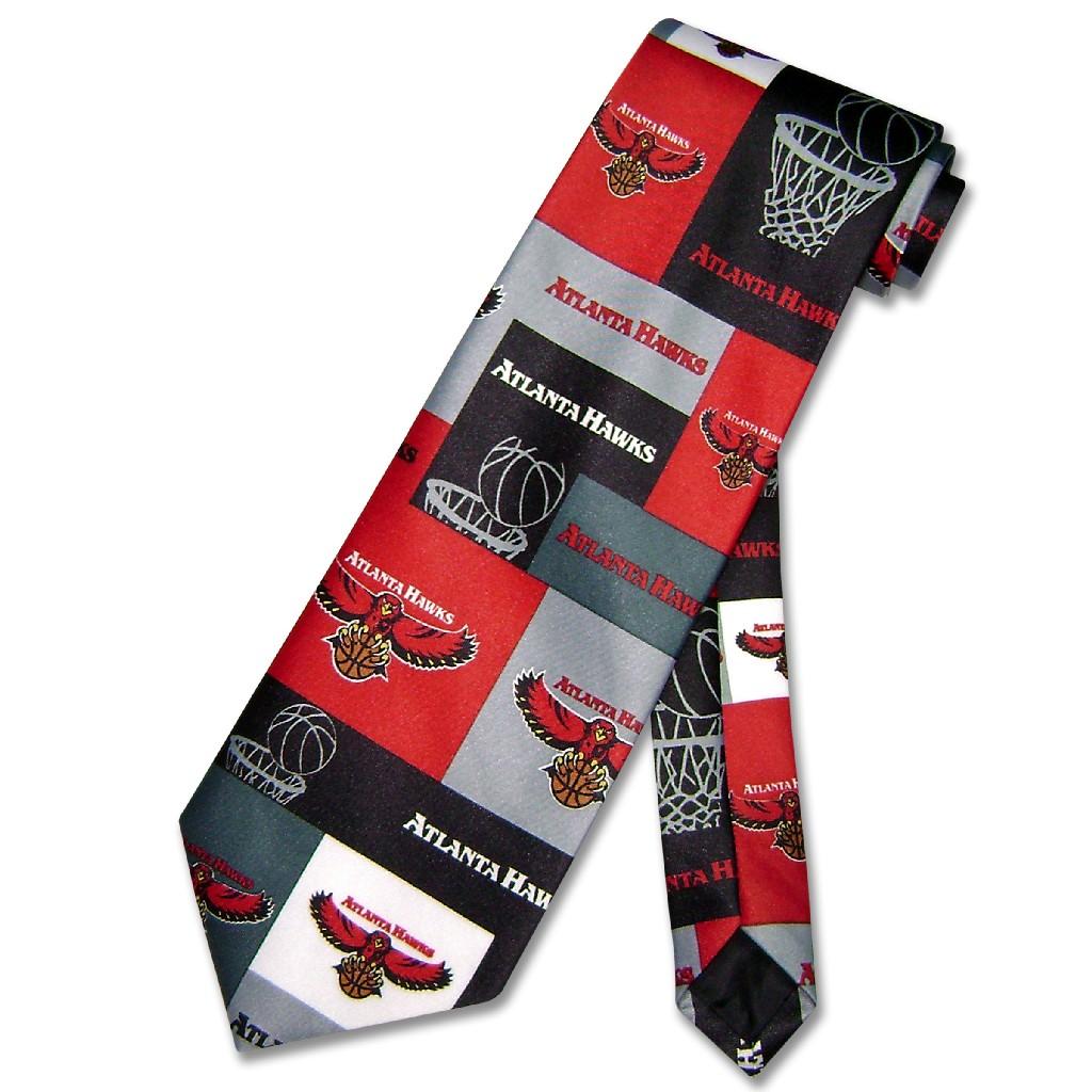 ATLANTA HAWKS NeckTie NBA BasketBall Men's Neck Tie NEW