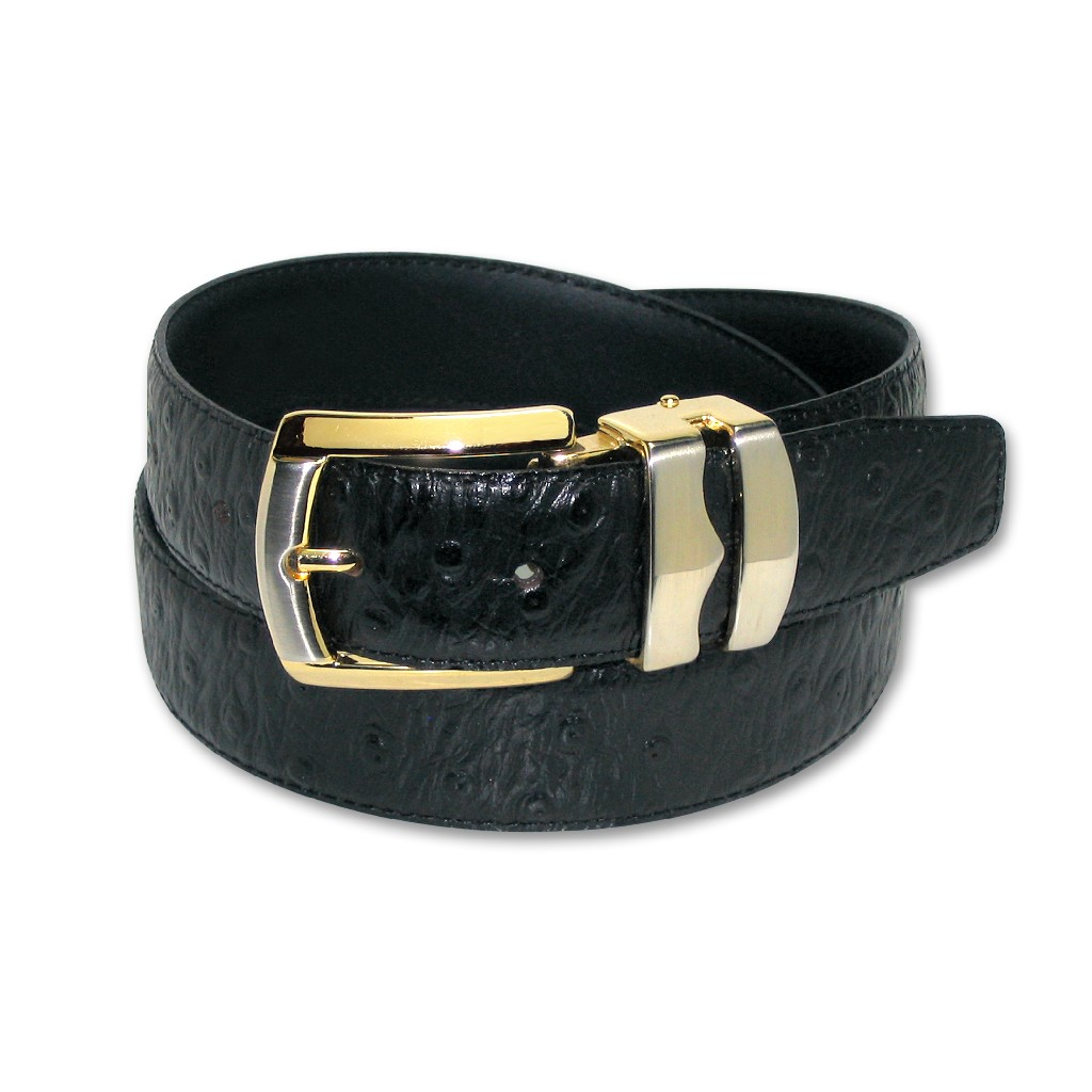 ostrich pattern leather belts krisarclothing com