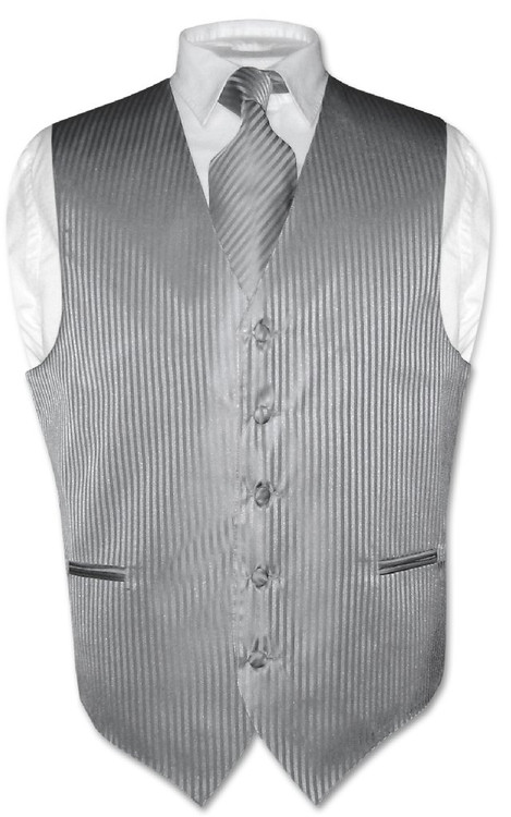 Mens Striped Dress Shirts