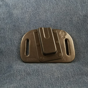 12024 CrossBreed OWB Mag Carrier Cow Single/Single Stack Left 45 ACP