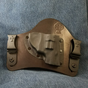 12121 CrossBreed SuperTuck Cow Right Hand Shorty Ruger LCR 22