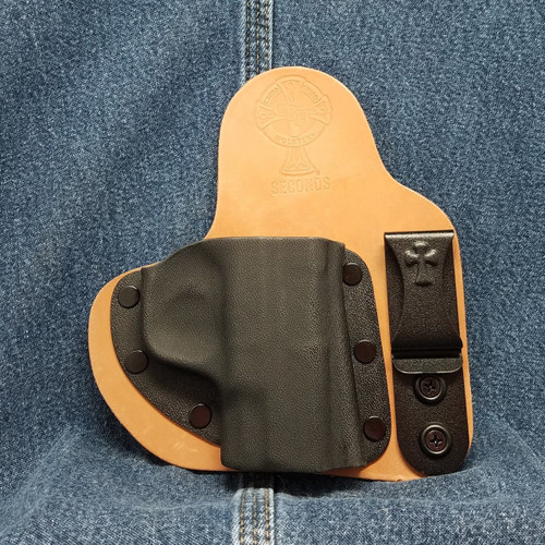 13037 CrossBreed Appendix Carry SMITH & WESSON SHIELD Right Hand / Horse