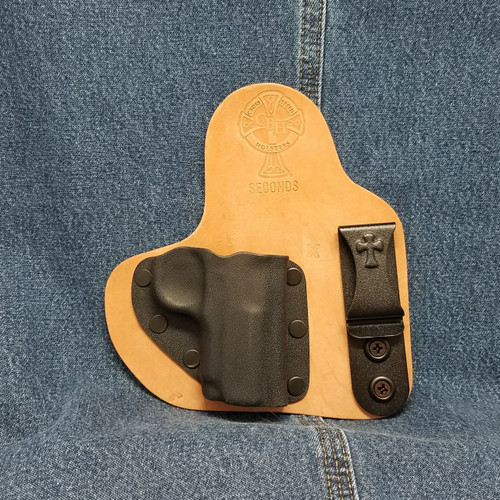 13355 CrossBreed Appendix Carry COLT MUSTANG / Right Hand / Horse