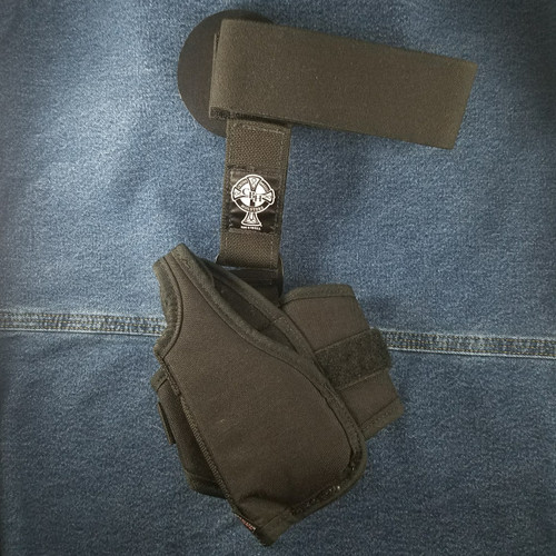 11472 Crossbreed Ankle Holster Medium - Left Hand - Old Style