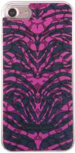 Hard-case, Cristian Lacroix PANTIGRE for iPhone 7, Plastic, Grenade.