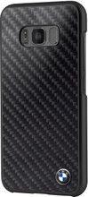 Hard Case, BMW CARBON INSPIRATION for Samsung S8 Plus, Carbon Fiber, Black