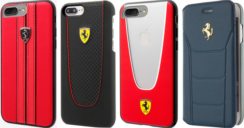 Collections Of Covers From Ferrari
