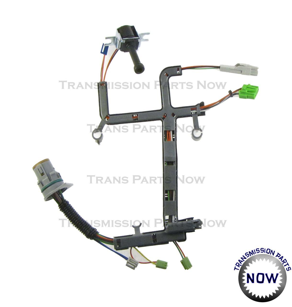 rostra 350 0152 4l65e 4l70e 2009 2012 wiring harness ford mustang transmission wiring harness 2009 2012 internal transmission wiring 4l65 70e rostra 51869t
