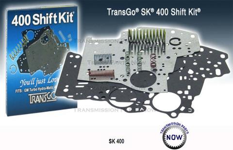 Transgo Sk400 Shift Kit For The Th400 Transmission Upgrade Performance