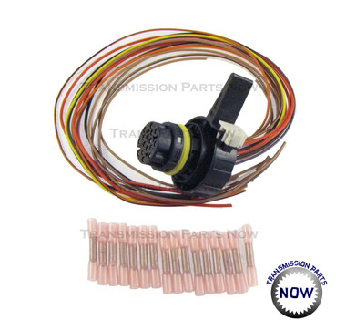 6l80 connector repair kit rostra fast free shipping to the us rh transpartsnow com OEM Replacement Wiring Harness OEM Wiring Harness Connectors