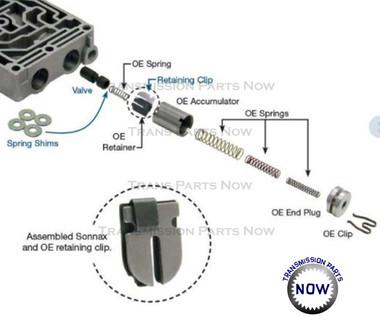 1 2 2 3 acc control valve sonnax e4od 4r100 1 valve 36948 13k sonnax 36948 13k 4r100 e4od transmission valve valve body publicscrutiny Image collections