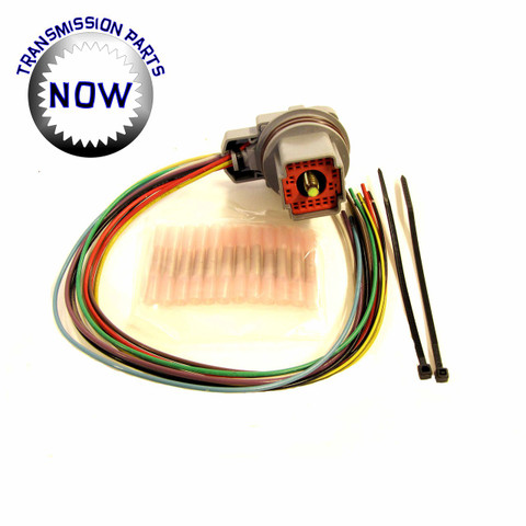 5r55w 5r55s solenoid connector repair kit rh transpartsnow com