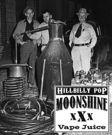 MOONSHINE BREW HILLBILLY POP - E-Juice - E-Liquid - Electronic Cigarettes - ECig - Vape - Vapor - Vaping - Pickering - Ajax - Whitby - Oshawa - Toronto - Ontario - Canada