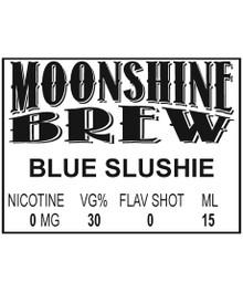 MOONSHINE BREW BLUE SLUSHIE - E-Juice - E-Liquid - Electronic Cigarettes - ECig - Ejuice - Eliquid - Vape - Vapor - Vaping - Pickering - Ajax - Whitby - Oshawa - Toronto - Ontario - Canada