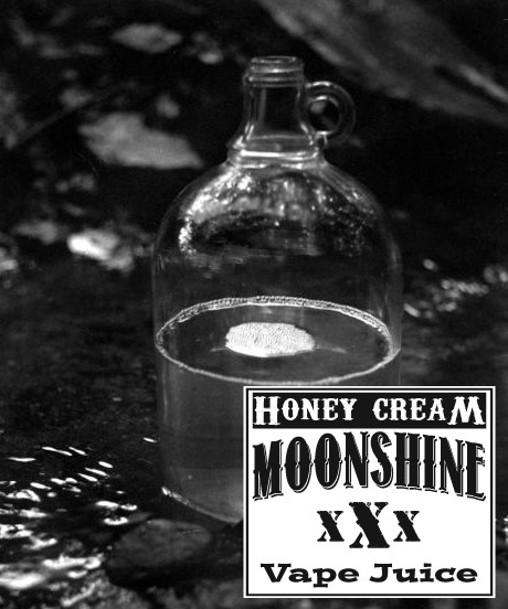 MOONSHINE BREW HONEY CREAM - E-Juice - E-Liquid - Electronic Cigarettes - ECig - Vape - Vapor - Vaping - Pickering - Ajax - Whitby - Oshawa - Toronto - Ontario - Canada