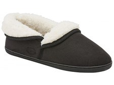Orthaheel Women's Snug Slipper - 23SNUBLK